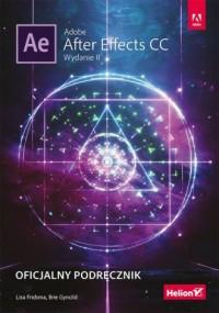 Adobe After Effects CC. Oficjalny podręcznik - okładka książki