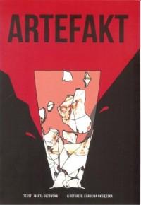 Artefakt - okładka książki