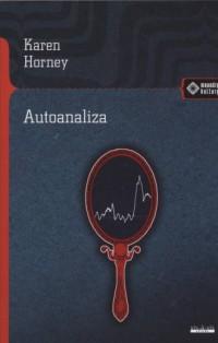 Autoanaliza. Seria: Meandry kultury - okładka książki