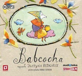 Babcocha - pudełko audiobooku