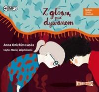 Bulbes i Hania Papierek. Z głową pod dywanem - pudełko audiobooku