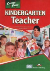 Career Paths Kindergarten Teacher Students Book + Digibook - okładka podręcznika