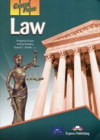 Career Paths. Law Students Book Digibook - okładka podręcznika
