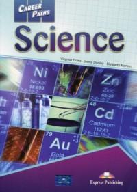 Career Paths Science Students Book Digibook - okładka podręcznika