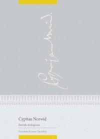Cyprian Norwid. Estetyka Teologiczna - okładka książki