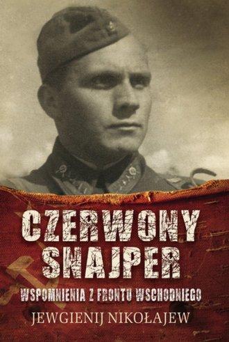 Czerwony snajper - okładka książki