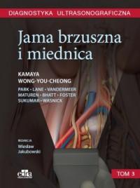 Diagnostyka ultrasonograficzna. Jama brzuszna i miednica - okładka książki