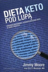Dieta keto pod lupą - okładka książki