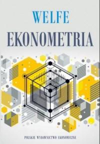 Ekonometria - okładka książki