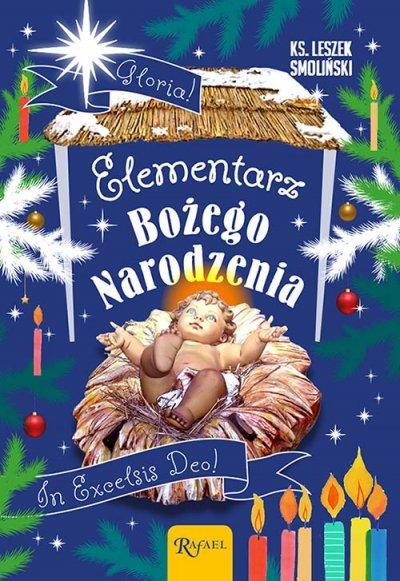 Elementarz Bożego Narodzenia - okładka książki