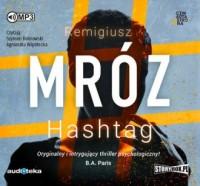 Hashtag - pudełko audiobooku