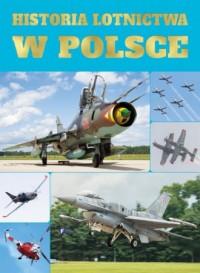 Historia lotnictwa w Polsce - okładka książki