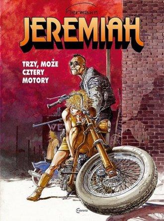 Jeremiah - 17. Trzy, może cztery - okładka książki