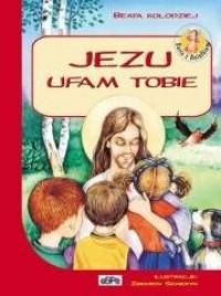 Jezu ufam Tobie - okładka książki