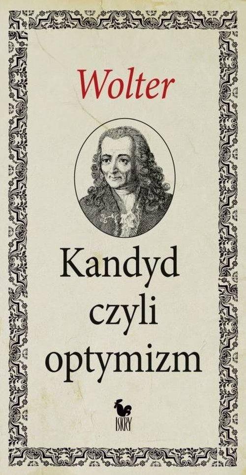 Kandyd, czyli optymizm - okładka książki