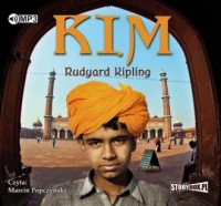 Kim - pudełko audiobooku