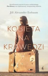 Kobieta na krawędzi - okładka książki