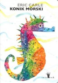 Konik morski - okładka książki