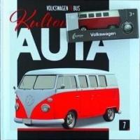 Kultowe Auta T.7 Bus. Volkswagen - okładka książki