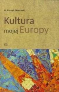 Kultura mojej Europy - okładka książki