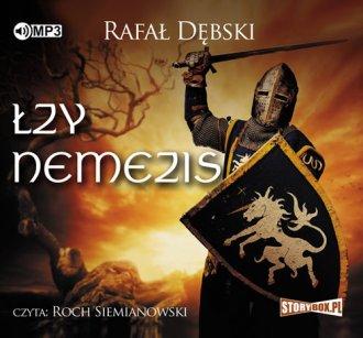 Łzy Nemezis - pudełko audiobooku