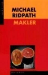 Makler - okładka książki