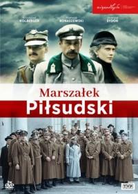 Marszałek Piłsudski - okładka filmu