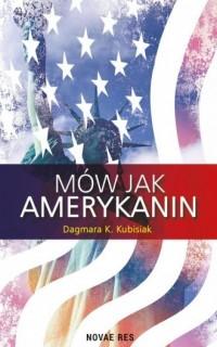 Mów jak Amerykanin - okładka książki