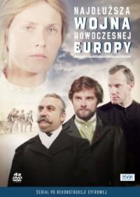 Najdłuższa Wojna Nowoczesnej Europy - okładka filmu