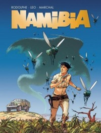 Namibia - okładka książki