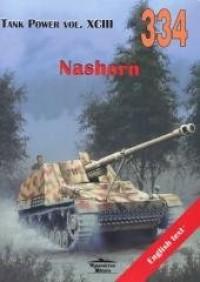 Nashorn. Tank Power vol. XCIII 334 - okładka książki