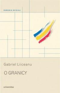 O granicy. Seria: Rumunia dzisiaj - okładka książki