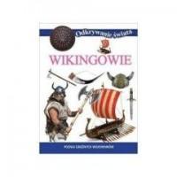 Odkrywanie świata. Wikingowie - okładka książki