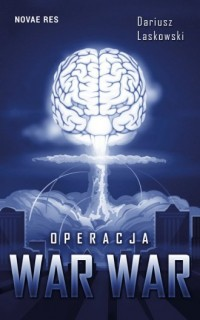 Operacja WAR WAR - okładka książki