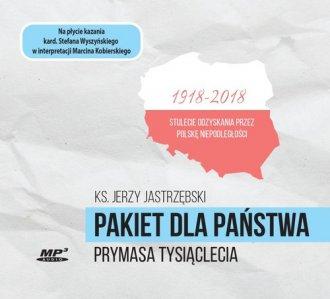 Pakiet dla państwa Prymasa Tysiąclecia. - pudełko programu
