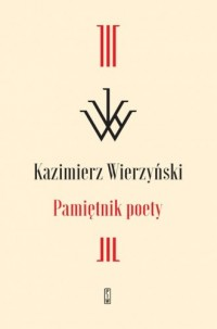 Pamiętnik poety - okładka książki