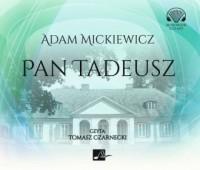 Pan Tadeusz - pudełko audiobooku