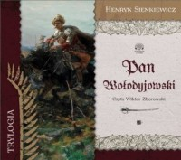 Pan Wołodyjowski - pudełko audiobooku