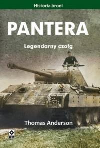 Pantera. Legendarny czołg. Seria: Historia broni - okładka książki