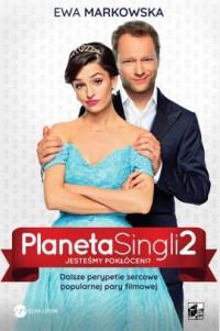 Planeta Singli 2 - okładka książki