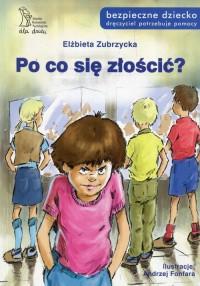 Po co się złościć - okładka książki