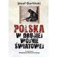 Polska w drugiej wojnie światowej - okładka książki