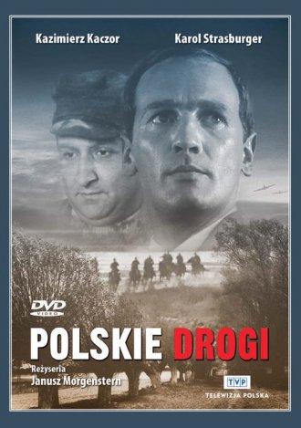 Polskie Drogi (pełne wydanie serialu). - okładka filmu