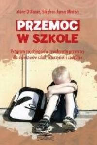 Przemoc w szkole - okładka książki