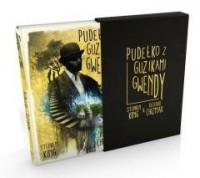 Pudełko z guzikami Gwendy - okładka książki