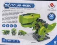 Robot Solarny 4 w 1 Dinozaur - zdjęcie zabawki, gry
