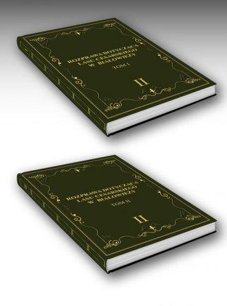 Rozprawa dotycząca lasu cesarskiego - okładka książki