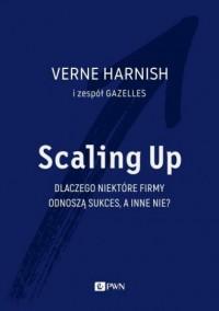Scaling Up. Dlaczego niektóre firmy odnoszą sukces, a inne nie? - okładka książki