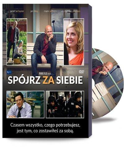 Spójrz za siebie - okładka filmu