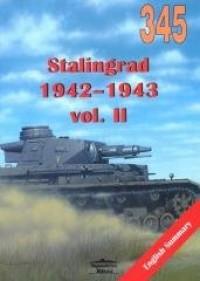 Stalingrad 1942-1943 vol. II 345 - okładka książki